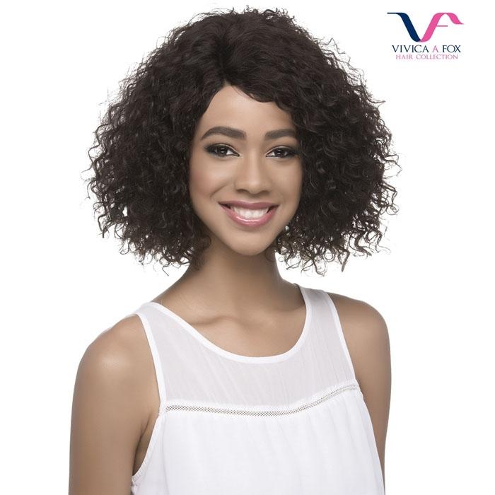 Vivica A Fox Remi Natural Brazilian Pure Stretch Cap Wig