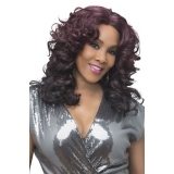 Vivica Fox, Synthetic Lace Front Wig, SERENITY