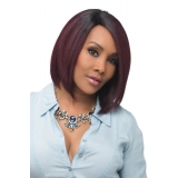 Vivica Fox, Synthetic Lace Front Wig, USHA