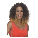 Vivica Fox, Synthetic Lace Front Wig, FRESNO-V