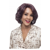 Vivica Fox, Synthetic Lace Front Wig, GARDEN