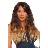 Vivica Fox,  Synthetic Pure Stretch Cap Wig, WP-LIZZY-V