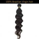 100% Virgin Brazilian Remy Hair Weft Loose Wave